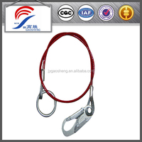 7x19 plastic coated steel wire rope sling