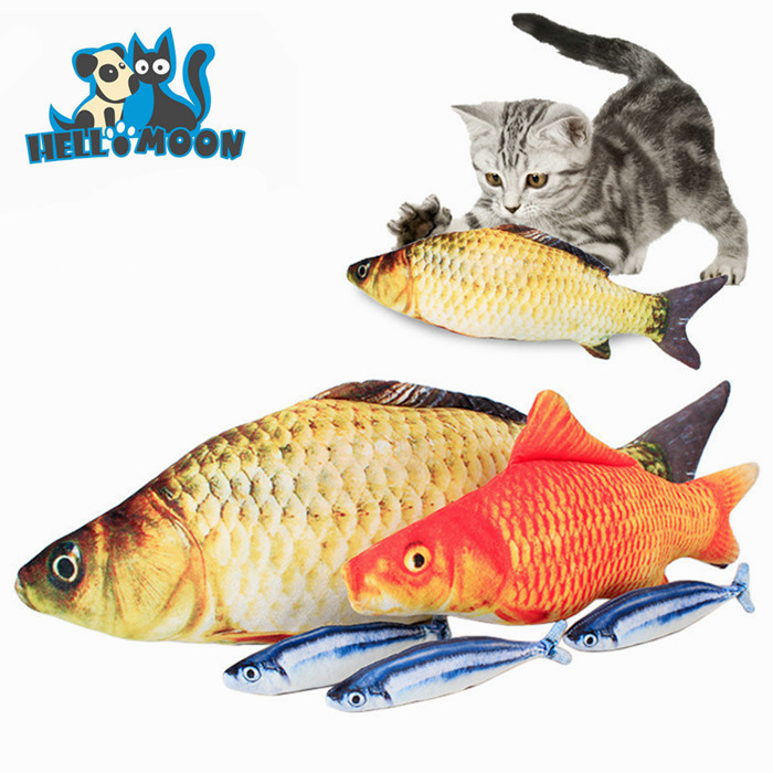 Custom Perfect Fish Shaped Pet Chew Toys