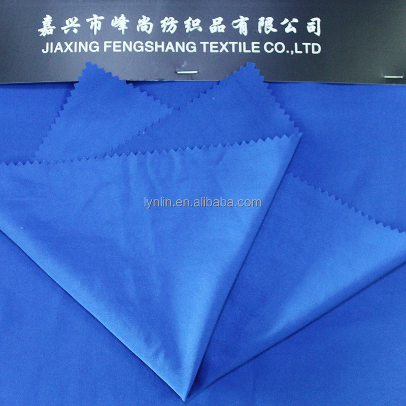 145GSM HOT SALE WATER PROOF WOVEN TWILL MICRO FIBER FABRIC