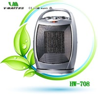 V-MART with overhead protection Ptc Cerarnic Heater HW-708