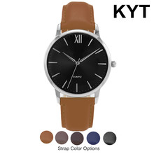KYT 2 Years Warranty Japan Quartz high quality Best Cheap Man Hand Watch