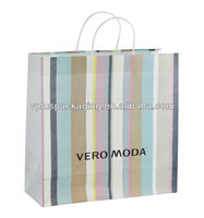 2013 recycle paper shopping bag