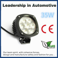 OEM ip68 ce rohs 24v 12w led work light 35w wholesale retail