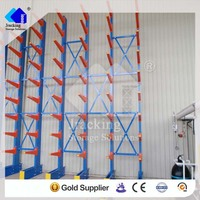 Industrial Adjustable Outdoor Storage Cantilever Racks Supplier Manufacturer