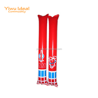 Custom Red Cheering Inflatable Balloon Sports Noise Maker