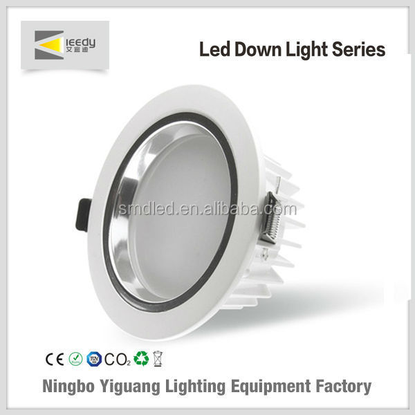 high luminous effciency led chips Led Downlight Fashion Home led down Lighting