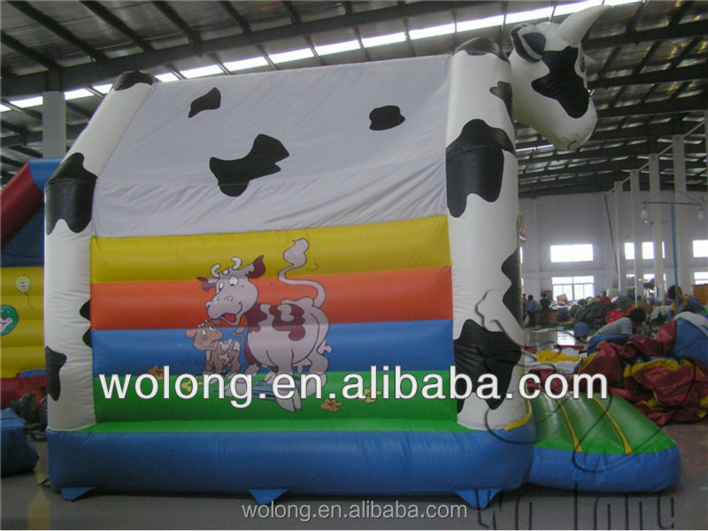 cheap inflatable bouncy castle for sale