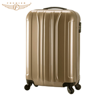 Single handle luggage trolley bag for sale