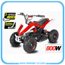 800w kids electric quad electric atv