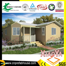 Professional manufacturer of villa