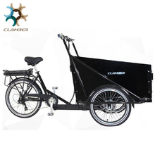 Cool good quality tricycle cargo bike three wheel