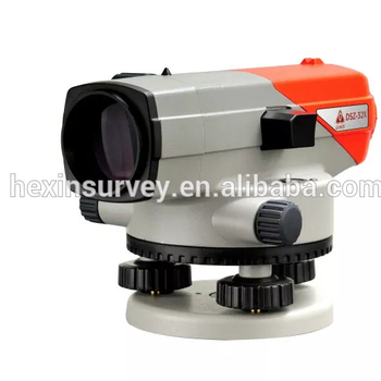 topographic survey leveling tools automatic level
