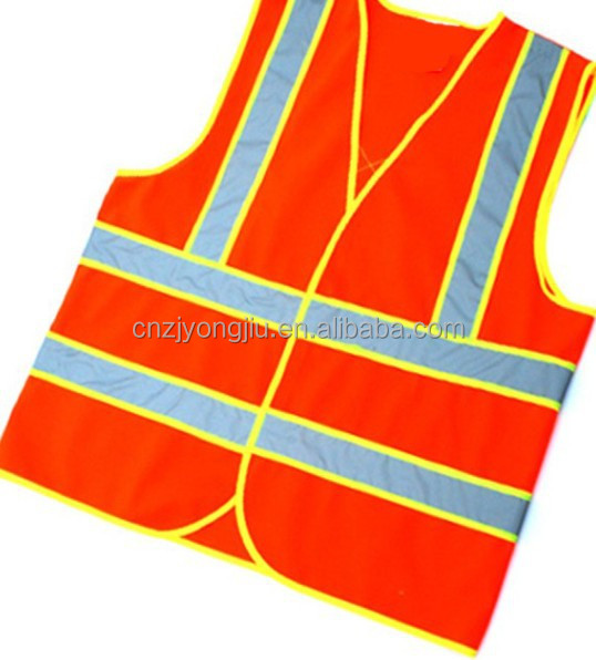 the hottest customized house safety reflective vest hta sale