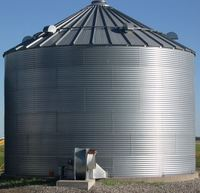 grain bin/grain silo manufacturer for grain/wheat /corn storage