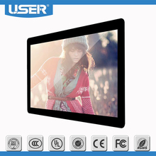 19inch TFT small lcd video display support wifi 3g for supermarkets advertising