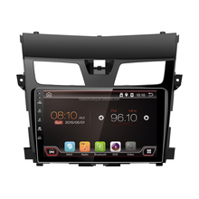 10.1inch Android 6.0 Car Radio Player support Colorful LED Bluetooth and Rear Camera Input for Navigation