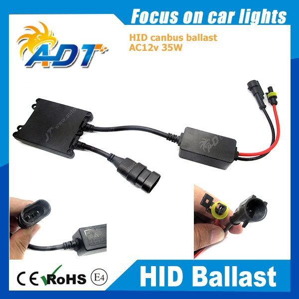ADT 9-32V 35W HID Slim Ballast for HID xneon kit headlight