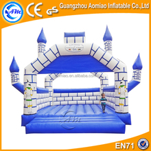 Attractive inflatable funny bouncy castle, TOP quality bounce houses for sale