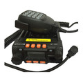 New mobile radio ZASTONE transceiver dual band professional fm transmitter for radio station