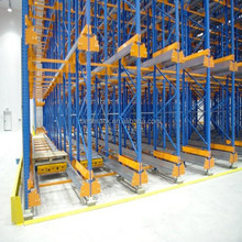 Radio shuttle pallet racking system,Excellent warehouse storage using