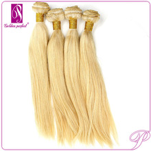 Hot Selling And Charming Blonde Brazilian Hair Weaving Free Sample