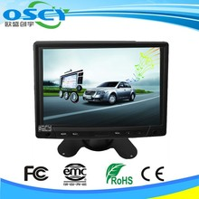 two din car touch screen pc monitor for DVD