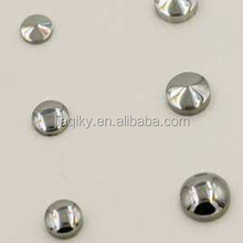 99.99% pure germanium silver conical/beads/stone/chip shape
