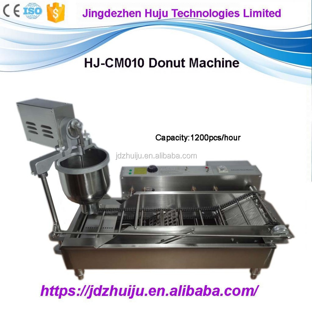 Cheap Price Automatic Donut Maker Production Line/Mini Making Donut Machine