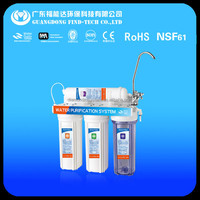water filtration unit without ro membrane