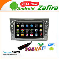 pure android 4.2 car dvd with navigation for OPEL Corsa