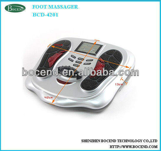 vibrating foot massager Improves blood circulation