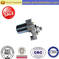 Good sale starter motor for 100CC /motorcycle spare parts/motorcycle starting motor