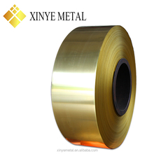 C2600 Brass Edging Strip Coil