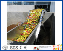 stainless steel apple/pear juice production plant