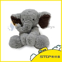 Wholesale embroidery cute stuufed plush Toy