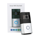 Security Camera Outdoor Doorbell no cable wifi With Battery and Rainproof