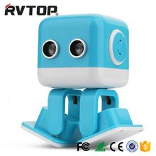 Remote Control Intelligent Smarrobot Square Dance Robot Electronic Walking Music BLE Wireless Speakers Toys for Children