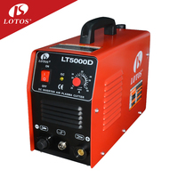 Lotos China Factory Price cutter 11V/220v igbt inverter portable mini air gas plasma cutter stainless steel cutting machine