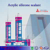 acetic silicone sealant for used japanese nissan skyline car/ acrylic silicone sealant supplier/ acid silicone sealant