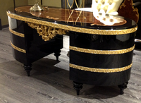 Luxury high quality classical home office desk factory sell directly