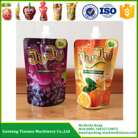 thailand stand-up pouch fruit jelly filling and capping machine