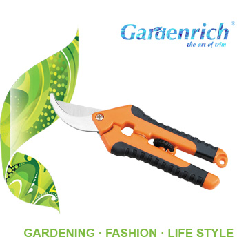 RG1414 Gardenrich lady use light weight bypass garden hand tools
