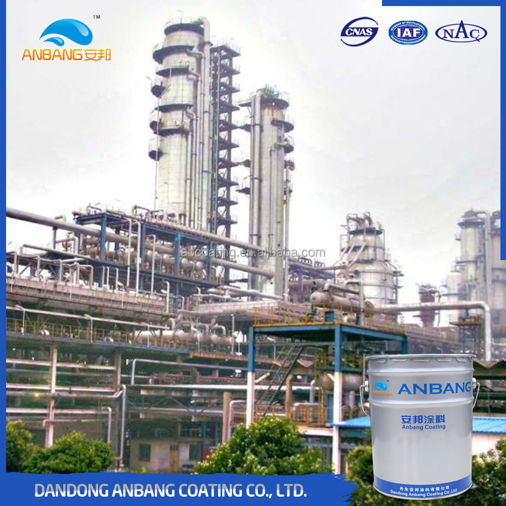AB374 resistance to chemical corrosion waterproof industrial protective coatings for steel surfaces