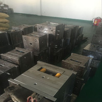 custom injection moulds used plastic cook tool