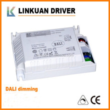 CE standard Constant Voltage dimmbale 72W 12V 6A and 3A 24V dali led driver for Panel light