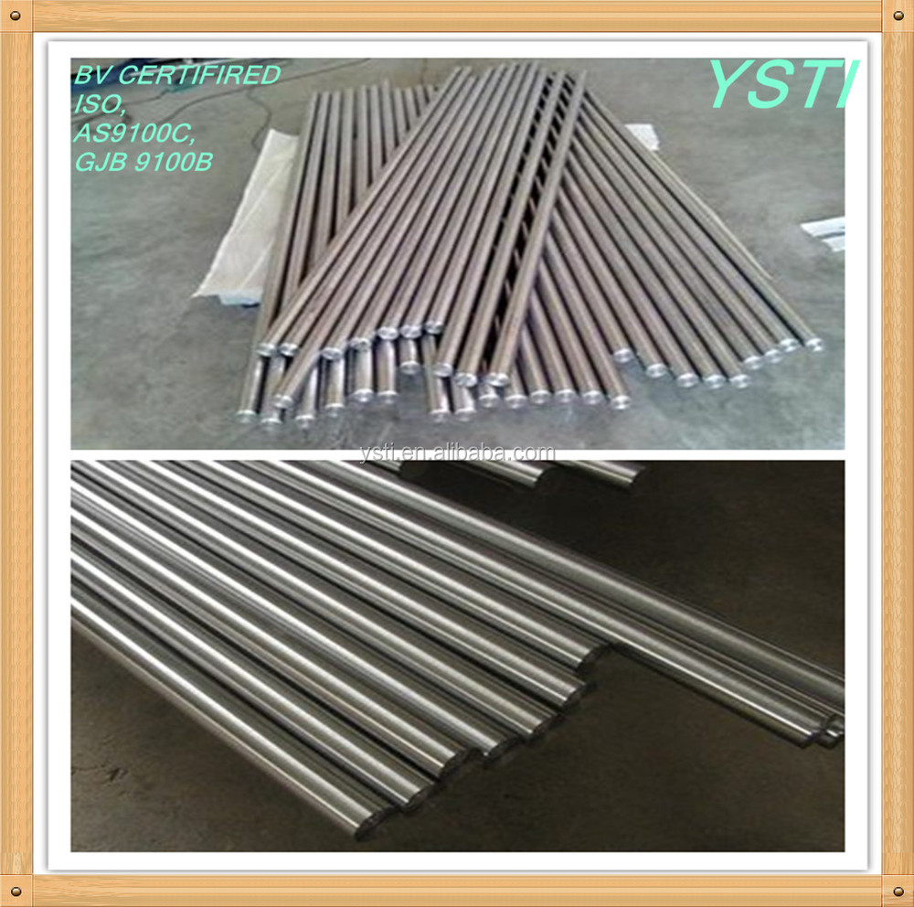 mini rods connecting titanium bars from baoji manufacturers