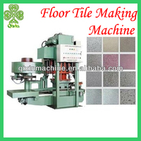 Best price automatic floor terrazzo concrete floor tiles making machines in China