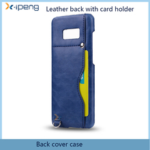 NEWest Leather mobile phone cover back case with card slots for bbk vivo y51 y51t y51l