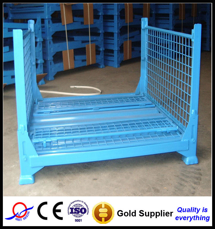 Warehouse / Industrial Steel Selective Stack Racking / Rack with Corrosion Protection