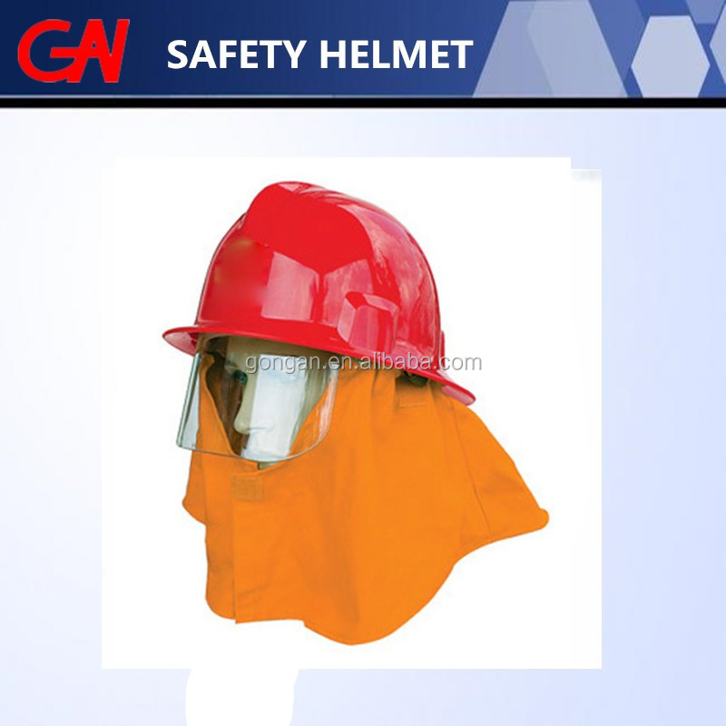 HIGH QUALITY Customized Fireman Rescue Helmet FOR SALE